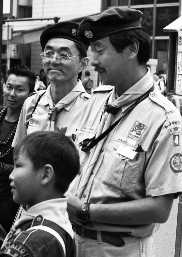 policeman-tokyo