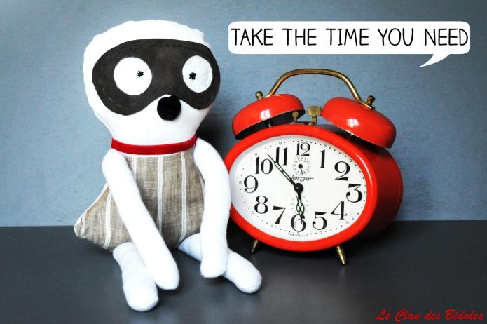 timeyouneed